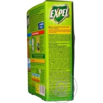Биоактиватор Expel для дачных туалетов в таблетках 12шт 240г - купить, цены на Метро - фото 2