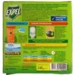 Биоактиватор Expel для дачных туалетов в таблетках 12шт 240г - купить, цены на Метро - фото 3