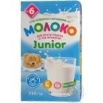 Молоко сухое Junior цельное с витамином С 350г