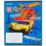Тетрадь Kite Hot Wheels 12 листов в клеточку