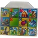 Кубики с украинской азбукой 12шт