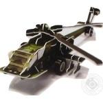 Пазл 3D Hope Winning Вертолет подвижный HWMP13 шт