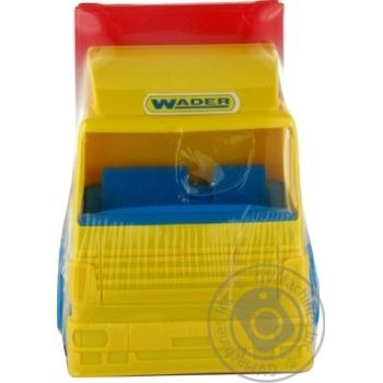 Игрушка Wader Mini Truck Грузовик - купить, цены на ЕКО Маркет - фото 1