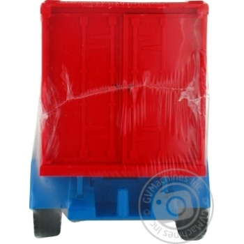 Игрушка Wader Mini Truck Грузовик - купить, цены на ЕКО Маркет - фото 4