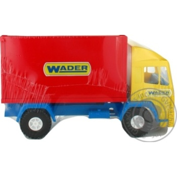 Игрушка Wader Mini Truck Грузовик - купить, цены на ЕКО Маркет - фото 3