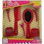 Игрушечный набор Barbie для ухода за волосами