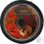 Cream-cheese Castello with tomatoes 125g