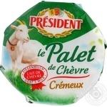Сыр President Пале Шевр из козьего молока 45% 120г