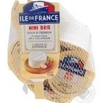Ile de France petit soft cheese brie 50% 5*25g