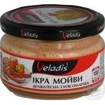 Veladis with crab capelin caviar 180g