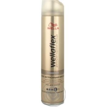 Лак для волос WELLAFLEX CLASSIC экстрасильной фиксации 250мл