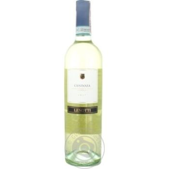 Скидка на Вино Lenotti Custoza белое полусухое 12% 0,75л