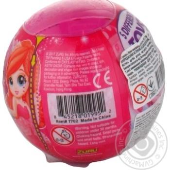 Іграшка Куля-сюрприз Zuru для дівчаток - купити, ціни на МегаМаркет - фото 2
