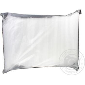 Соломка КТА прозора 21см х 5мм 1000шт - купити, ціни на Метро - фото 1