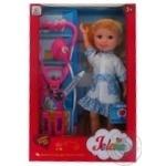 Игрушка Страна игрушек кукла с набором врача