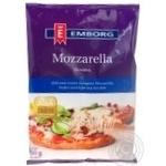 Сыр Emborg Моцарелла тертый 40% 150г