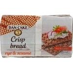 Хлебцы Dan Cake с кунжутом 250г