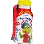 Йогурт питьевой Растишка Арбуз-Дыня 1,5% 185г