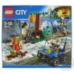 Конструктор City Lego Втікачі в горах 60171