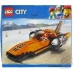 Конструктор Lego Победитель гонки 60178 шт