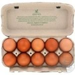 Kvochka selected chicken eggs C0 10pcs - buy, prices for Novus - image 3