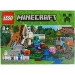 Конструктор Lego Железный голем 21123
