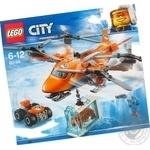 Конструктор Lego Арктика: авіатранспорт 60193