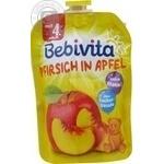 Puree Bebivita fruit fruit for children 90g
