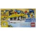 Конструктор Lego Сонячний фургон серфінгіста 31079