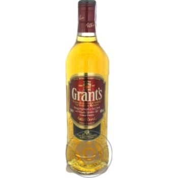 William Grant's Blended Scotch Wiskey 0,5l