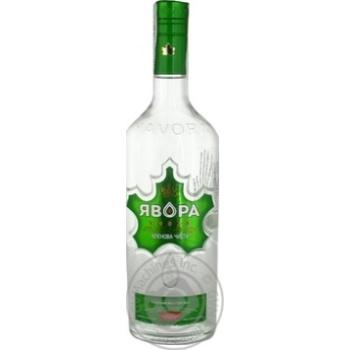 Yavora Klenova Pure Vodka 40% 0,5l
