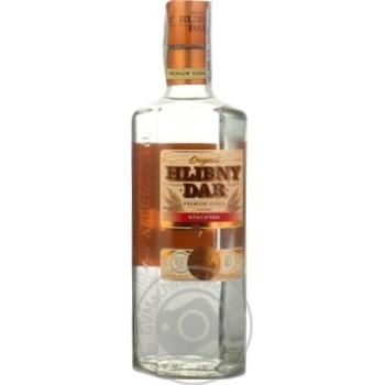 Khlibniy Dar Classic Vodka - buy, prices for Novus - image 1