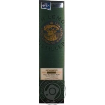 Віскі Loch Lomond Original 40% 0,7л - купити, ціни на МегаМаркет - фото 1