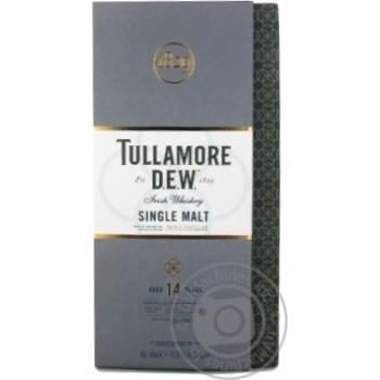 Tullamore Dew 14 yrs whisky 41.3% 0,7l