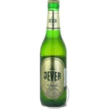 Пиво Jever Pilsner світле 4.9% 0,33л