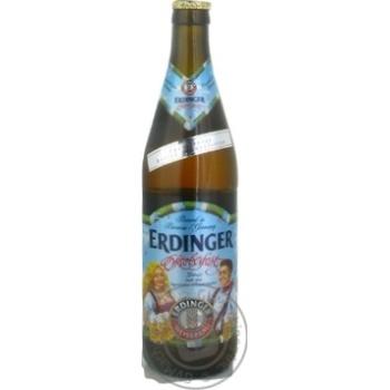 Пиво Erdinger Oktoberfest светлое 5,7% 0,5л