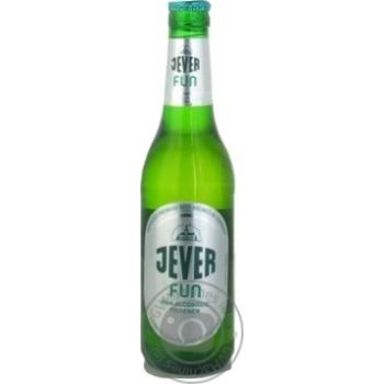 Пиво Jever Fun безалкогольное 0,33л