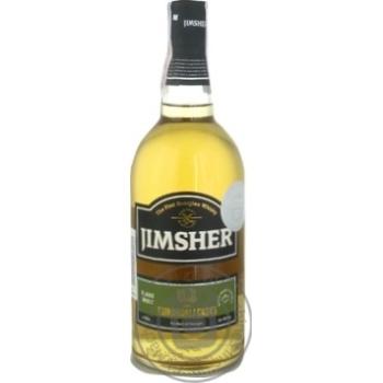 Віскі Jimsher Цинандалі 40% 0.7л - купити, ціни на Фуршет - фото 1