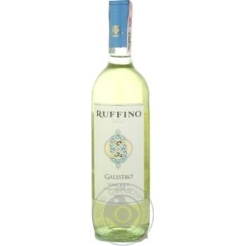 Ruffino Grifle Galestro Wine white dry 11.5% 0.75l - buy, prices for CityMarket - photo 1