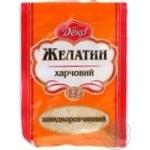 Желатин Деко харчовий 15г x10
