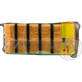 Губка кухонна Domi 5шт - купити, ціни на Novus - фото 6