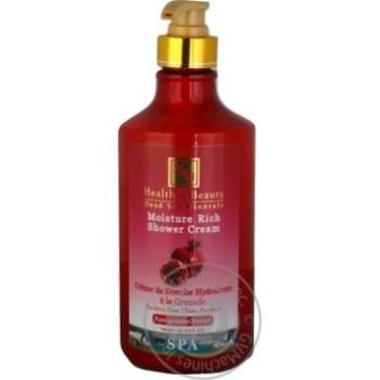 Мыло жидкое Health&Beauty с гранатом 780мл
