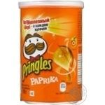Chips Pringles with paprika 70g