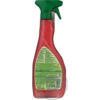 Очиститель Frosch Грейпфрут натур.экстракт универ 500мл - купить, цены на МегаМаркет - фото 3