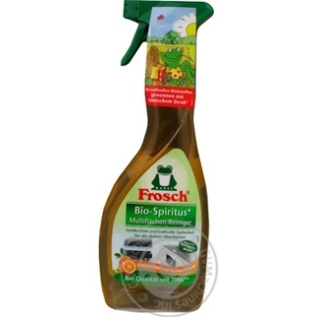 Frosch Remedy for smooth surfaces of orange 500ml - buy, prices for Novus - image 2