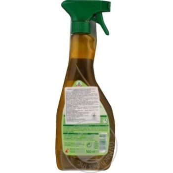 Frosch Remedy for smooth surfaces of orange 500ml - buy, prices for Novus - image 3