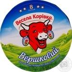 Cheese Vesela korivka Cream processed 45% 120g
