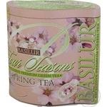 Чай Basilur Four Seasons Весняний зелений з/б 100г х6