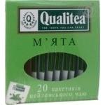 Tea Quality mint