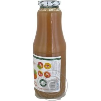 Сок Kula персиковый прямого отжима 1л - купить, цены на МегаМаркет - фото 1